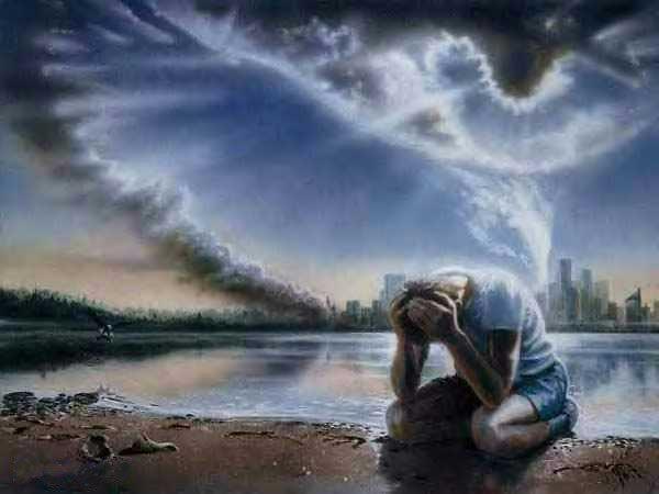 En la hora mas oscura, Dios es tu unica luz.
